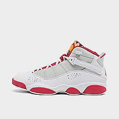 Men's Air Jordan 6 Rings Basketball Shoes