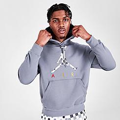 Men's Jordan AJ3 Graphic Fleece Pullover Hoodie