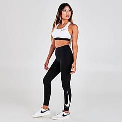 Women's Nike Dri-FIT Swoosh Run Mid-Rise 7/8 Running Leggings