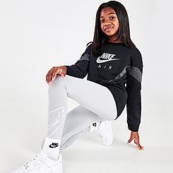 Girls' Nike Sportswear Favorites Graphic Leggings