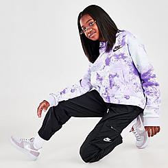 Girls' Nike Sportswear Woven Cargo Pants