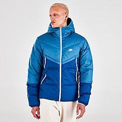 Men's Nike Sportswear Storm-FIT Windrunner Zip-Up Down Jacket