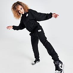 Women's Jordan Essentials Fleece Jogger Pants