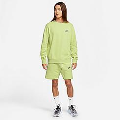 Men's Nike Sportswear Sport Essentials+ Semi-Brushed Shorts