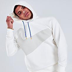 Men's Nike Sportswear Swoosh Logo Tech Fleece Pullover Hoodie