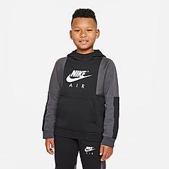 Boys' Nike Sportswear Air Pullover Hoodie