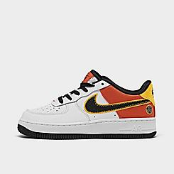 Big Kids' Nike x Roswell Rayguns Air Force 1 LV8 1 Casual Shoes