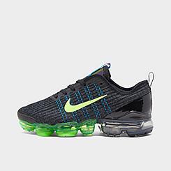 Boys' Big Kids' Nike Air VaporMax Flyknit 3 Running Shoes