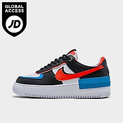 Women's Nike Air Force 1 Shadow Shooting Stars Casual Shoes