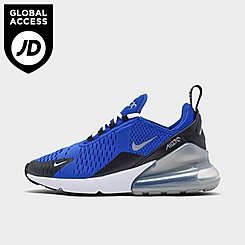 Big Kids' Nike Air Max 270 Shooting Stars Casual Shoes