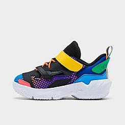 "Kids' Toddler Jordan ""Why Not?"" Zer0.4 Basketball Shoes"