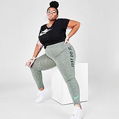 Women's Nike Sportswear Radical Leg-A-See High-Rise Leggings (Plus Size)
