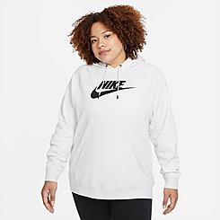 Women's Nike Sportswear Essential Hoodie (Plus Size)