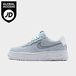 Women's Nike Air Force 1 Pixel Casual Shoes