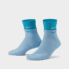 Nike Everyday Plus Cushioned Training Quarter Socks