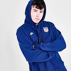 Men's Nike USA Fleece Hoodie