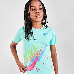 Boys' Nike Air Beach Brandmark T-Shirt