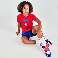 Kids' Nike Sportswear Repeat Futura T-Shirt