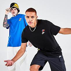Men's Nike Sportswear Futura Graphics Club T-Shirt