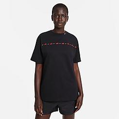 Women's Nike Sportswear Swoosh Boyfriend T-Shirt