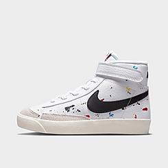 Little Kids' Nike Blazer Mid '77 Paint Splatter Casual Shoes