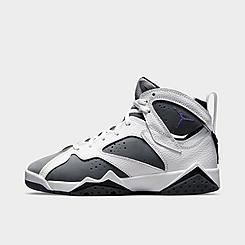 Big Kids' Air Jordan Retro 7 Basketball Shoes