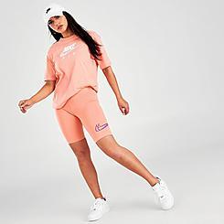 Women's Nike Sportswear Essential Dance Bike Shorts