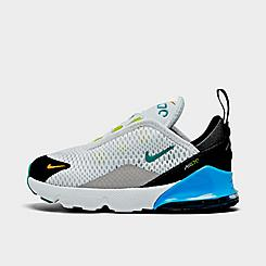 Kids' Toddler Nike Air Max 270 Casual Shoes