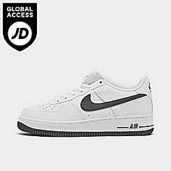 Big Kids' Nike Air Force 1 Casual Shoes