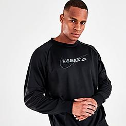 Men's Nike Air Max Pullover Sweatshirt