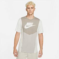 Men's Nike Sportswear Hybrid Short-Sleeve T-Shirt