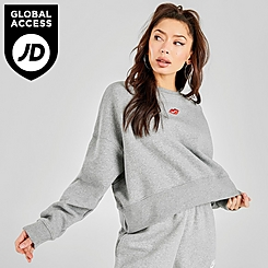 Women's Nike Sportswear Lips Crewneck Sweatshirt