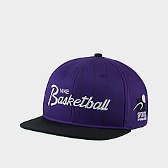 """Nike Pro """"Sports Specialties"""" Script Snapback Hat"""