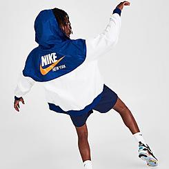 Men's Nike Sportswear Heritage Essentials Windrunner Hooded Woven Jacket
