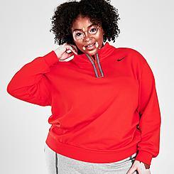 Women's Nike Sportswear Icon Clash Quarter-Zip Top