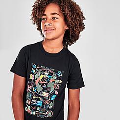 Boys' Nike Worldwide Icon T-Shirt