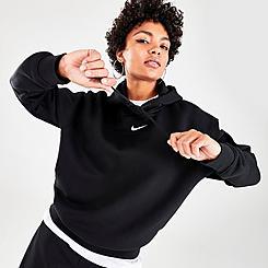 Women's Nike Sportswear Essential Collection Oversized Fleece Hoodie