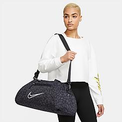 Nike Gym Club Animal Printed Training Duffel Bag
