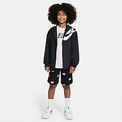 Boys' Big Kids' Nike Sportswear Airmoji Club Shorts