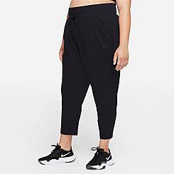 Women's Nike Bliss Luxe Cropped Pants (Plus Size)