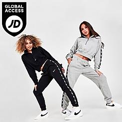 Women's Nike Sportswear Essential Tape Fleece Jogger Pants