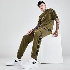 Men's Nike Sportswear Repeating Fleece Cargo Pants