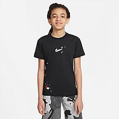 Kids' Nike Sportswear Splatter T-Shirt