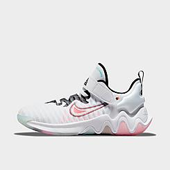 Little Kids' Nike Giannis Immortality Force Field Basketball Shoes