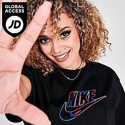 Women's Nike Sportswear Essential Futura T-Shirt