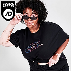 Women's Nike Futura T-Shirt (Plus Size)