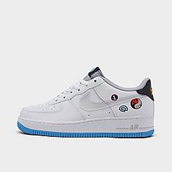Big Kids' Nike Air Force 1 LV8 1 SE Casual Shoes