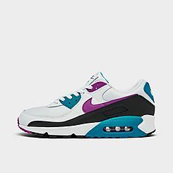 Men's Nike Air Max 90 Premium Casual Shoes