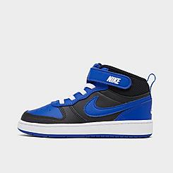 Boy's Toddler Nike Court Borough Mid 2 Casual Shoes