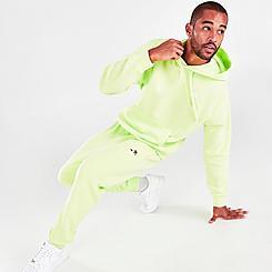 Men's Nike Sportswear Logo Twist Club Fleece Jogger Pants